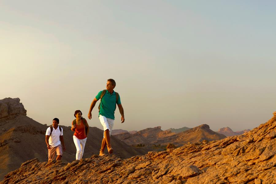 HIKING, MOUNTAIN BIKING OR CAMPING ABU DHABI