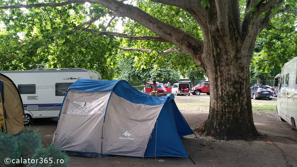 Camping Haller Budapest