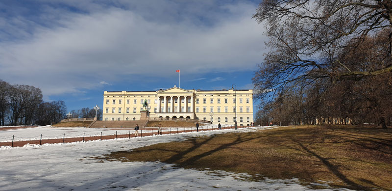 Oslo Palatul Regal