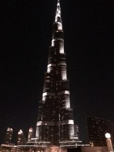 Burj Khalifa – In Dubai atingand cerul!