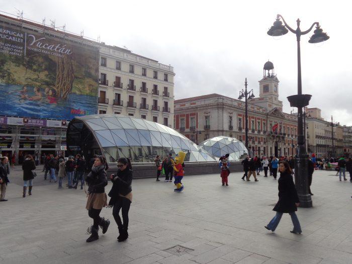Piata Madrid