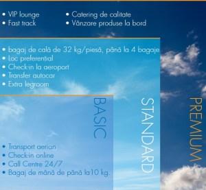 Servicii Blue Air