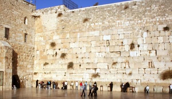 Ierusalim-Zidul-Plângerii