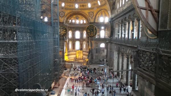 Biserica-moschee-muzeu. Agia Sofia