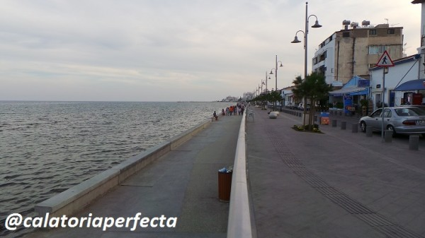 faleza din Larnaca