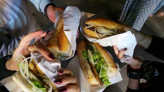 sandwici galata