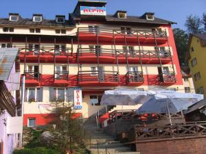 Castiga un weekend la Vila Alpin*** din Straja
