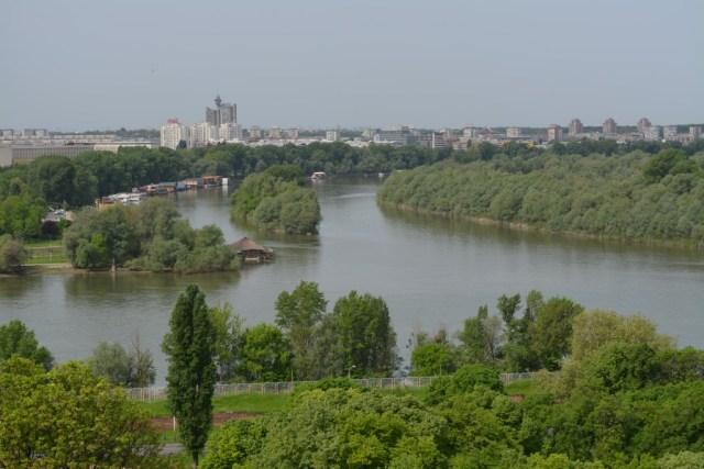 raul Sava si Dunarea