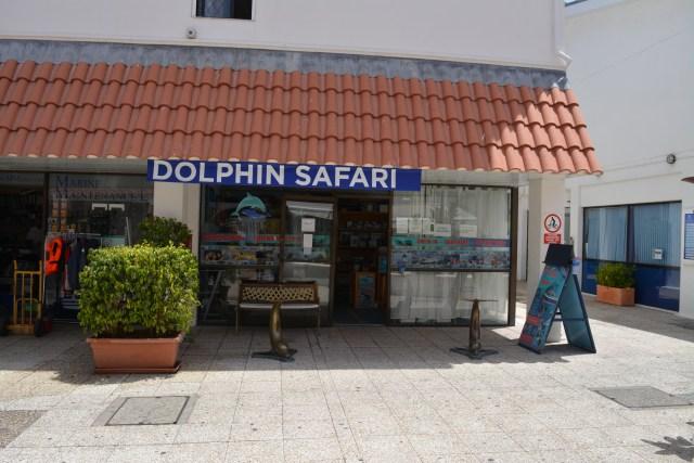 sediul dolphin safari