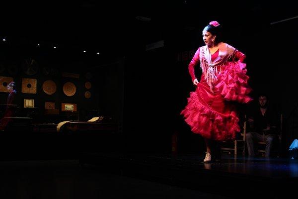 flamenco jaleo