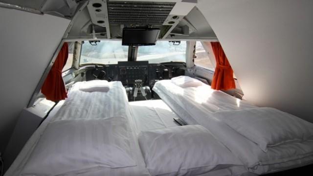 camera de la piloti