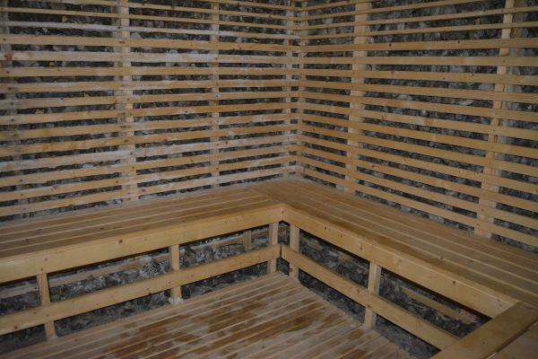 sauna cu sare