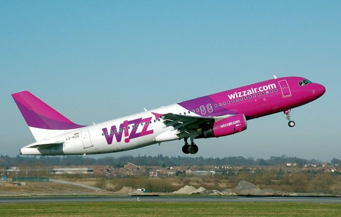 flota wizz air
