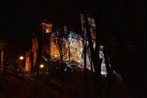 Halloween la Castelul Bran