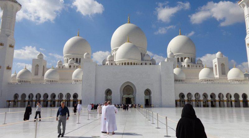 Moscheea Seik Zayed – Abu Dabhi