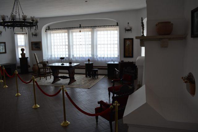 Sala de la etaj