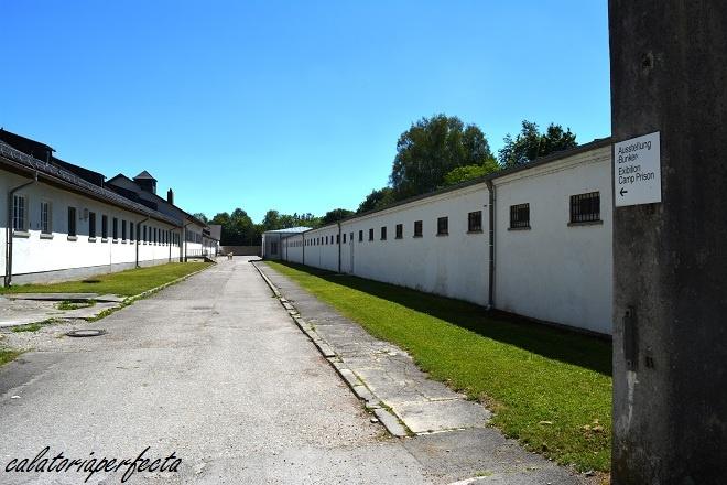 Una dintre baraci. Bunker-ul