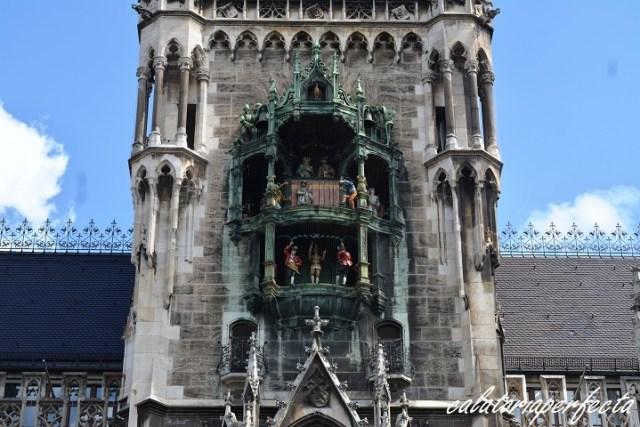 Caruselul din turn