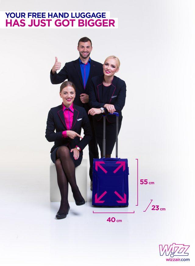 Bagaje La Wizz Air Calatoria Perfecta