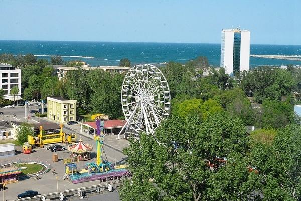 panorama Ramada Constanta