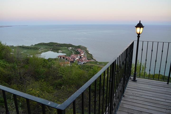 el balcon del mundo