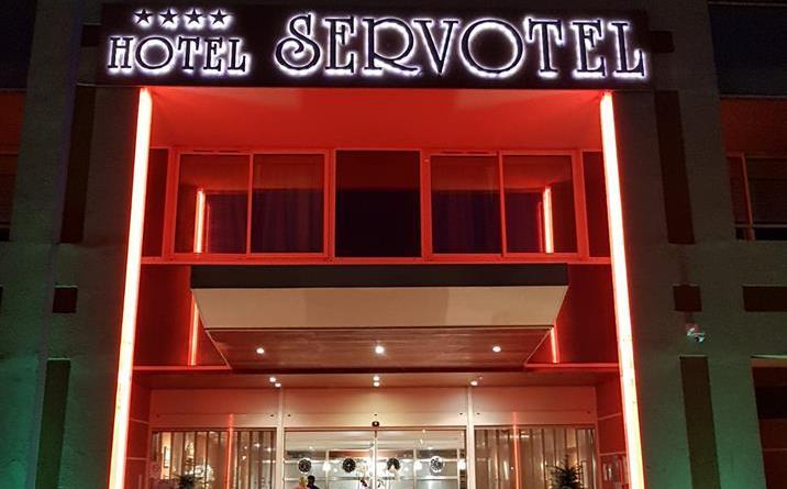 Servotel Saint Vincent Hotel