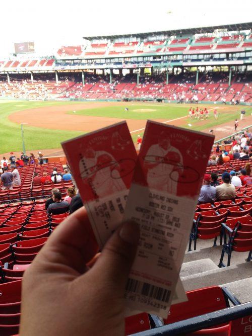 bilete red sox