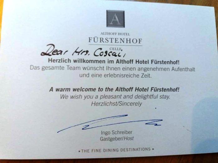 Althoff Fursenhof