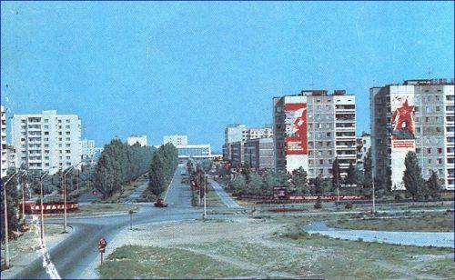 Pripyat inainte