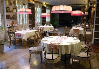 Tabla Saloon Restaurant Tbilisi