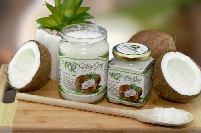 ulei cocos viva coco