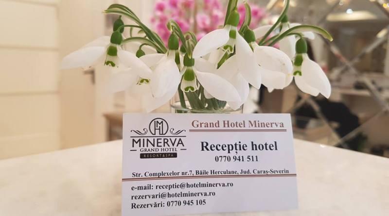 GRAND HOTEL MINERVA HERCULANE