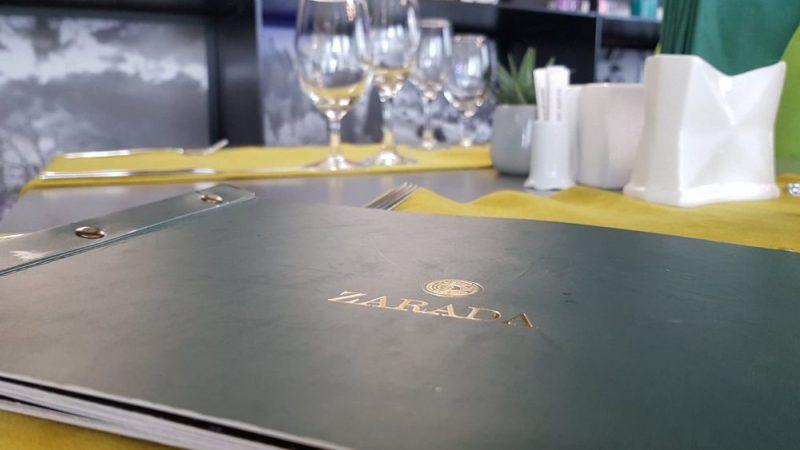 zarada restaurant