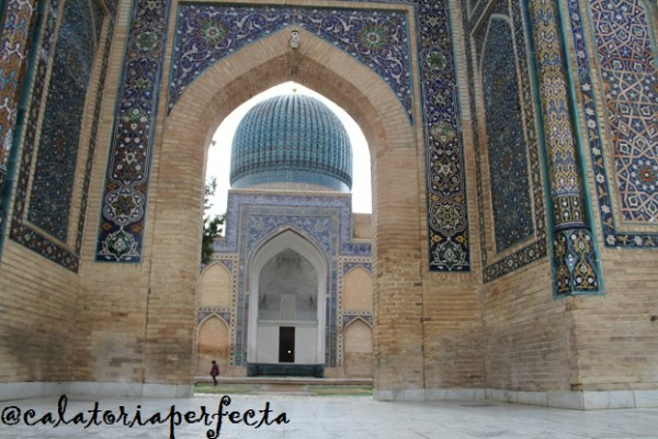 mausoleu Samarkand