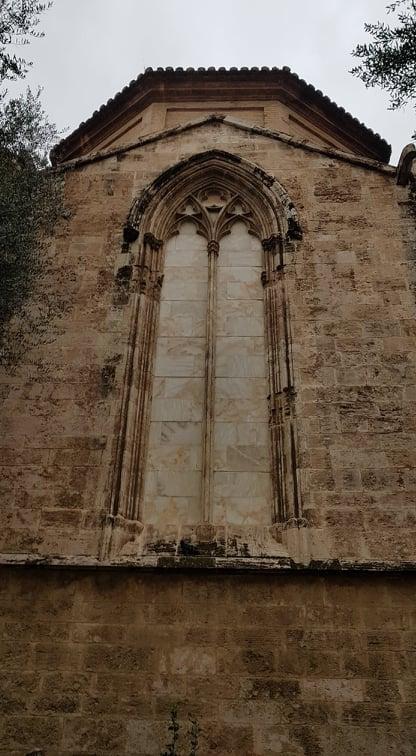 ferestrele de alabastru de la catedrala din valencia