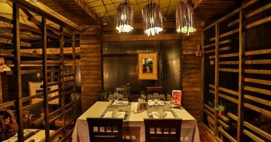 restaurant forest sinaia