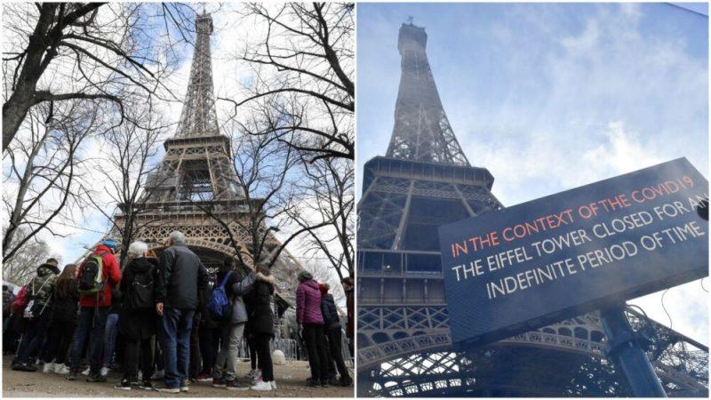 inainte si dupa Paris