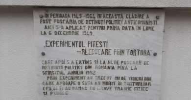 Memorialul Pitesti
