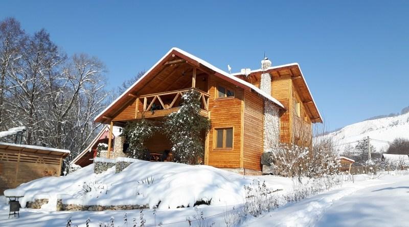 Casa de vacanta iarna