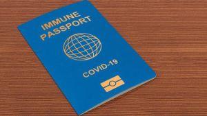 pasaport covid