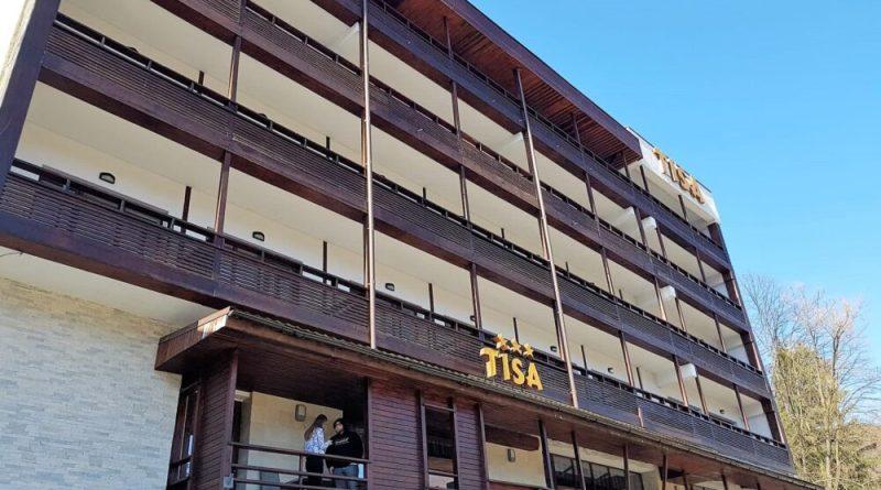 Hotel Tisa Baile Olanesti