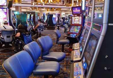 Cum sa castigi la cazino in Las Vegas