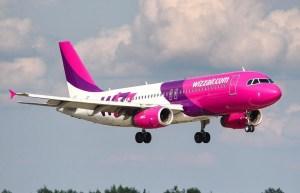 Wizz Air zboara la Aqaba din decembrie