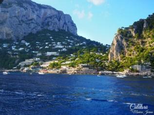 croaziera in Capri