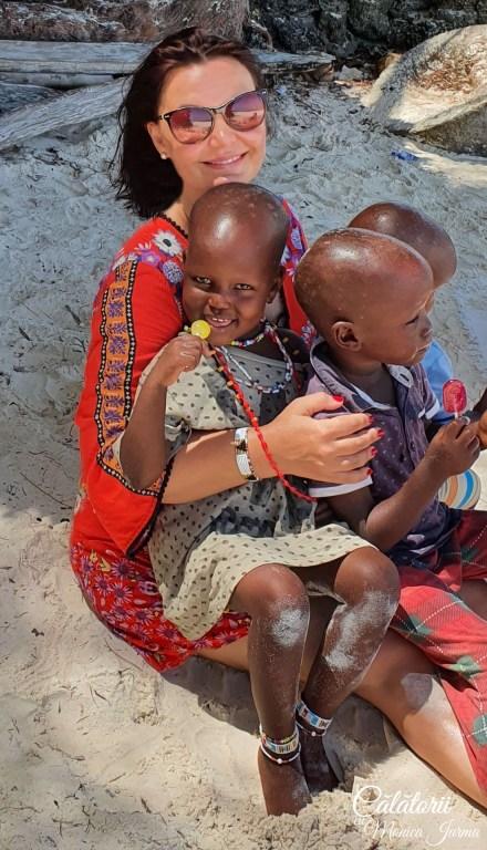 Africa Zanzibar children