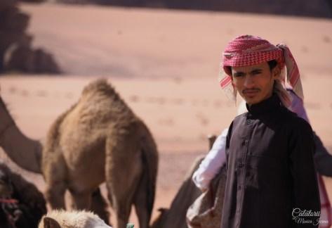 beduin in Wadi Rum