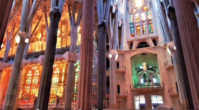 Ponturi si recomandari pentru vizitarea Bazilicii Sagrada Familia, Barcelona