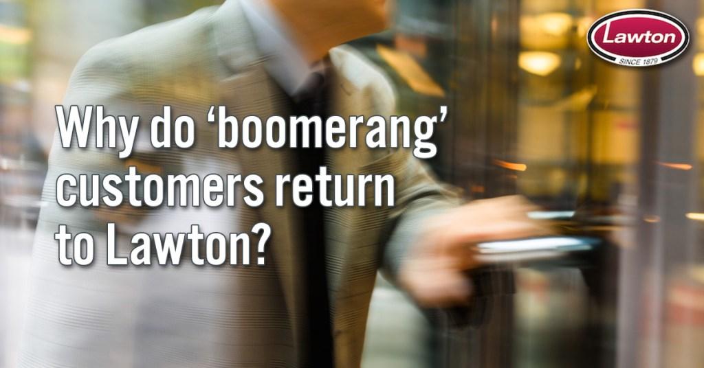 Lawton Boomerang