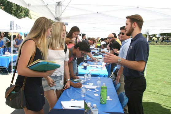 Club Fair showcases more than 70 clubs offered at CBU :: News :: California  Baptist University