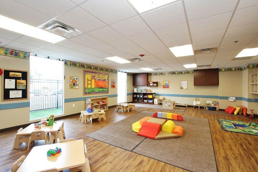 Primrose School Of Buckhead Childcare Design